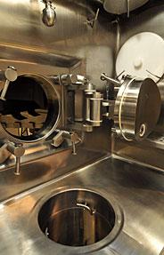 Filter dryer Internal